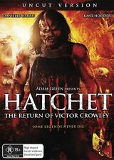 Hatchet 3 - The Return Of Victor Crowley (DVD, 2013)