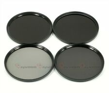 72mm Neutral Density ND Filter Kits (ND2+ND4+ND8+ND10)