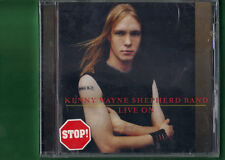 KENNY WAYNE SHEPHERD BAND - LIVE ON CD NUOVO SIGILLATO