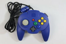 HORI Pad Mini 64 Solid Blue N64 Controller Nintendo Import US Seller SHIP FAST