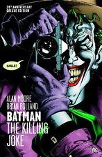 Batman: The Killing Joke, Deluxe Edition...New