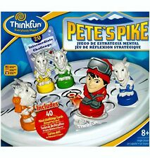 ThinkFun Pete's Pike Puzzle Game NEW
