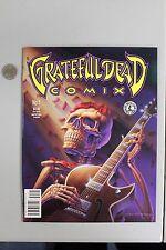 Grateful Dead Comix #1 1991 Comic Book Jerry Garcia Dire Wolf NEVER READ MINT