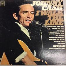 Johnny Cash I Walk The Line CL2190 33RPM Records 031617RR
