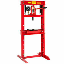 Werkstattpresse 6t 12t Hydraulikpresse pneumatisch Lagerpresse Pneumatik Presse