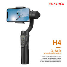 Smooth H4 Handheld 3-Axis Mobile-Phone Gimbal Stabilizer For Smart Phones