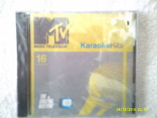 New listing Cd Mtv Karaoke Hits 16 Songs The Singing Machine Stere0 New Sealed
