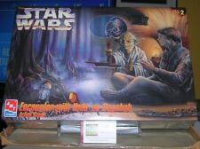 AMT/ERTL #8263 Star Wars Encounter with Yoda on Dagobah model kit