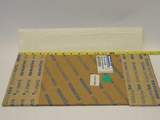 """Komatsu 37B-1Qf-A020 C/W Decal White 14"""" Long Genuine Oem New"""