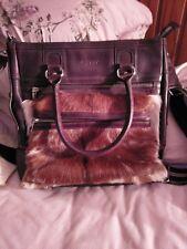 40d163598d Osprey Leather   Goat Hair Bag
