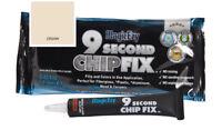 MagicEzy 9 Second Chip Fix: Fiberglass Repair for Damaged Gelcoat (Cream)