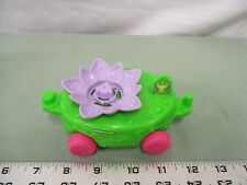 Fisher Price Little People Disney Princess parade float part Tiana Frog Toad toy