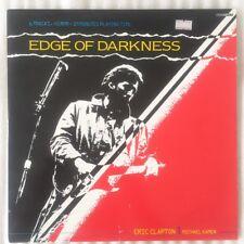 Eric Clapton, Edge of Darkness,Vinyl LP;Vinyl Record,1985 from BBC records;Mint