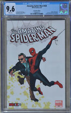 AMAZING SPIDER-MAN #638 2010 CGC 9.6 (NM+) White - Convention Stan Lee FAN EXPO