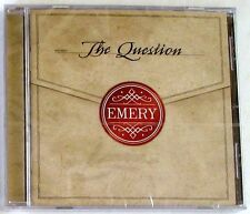 THE QUESTION - EMERY - CD Sigillato