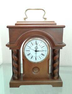 Alarm Clock Wooden Years 80 'New'