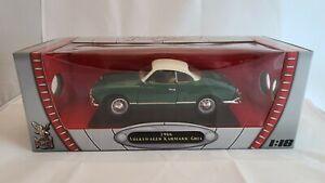 Road Signature Legends 1/18 Diecast 1966 Volkswagearmann-Ghia two-tone