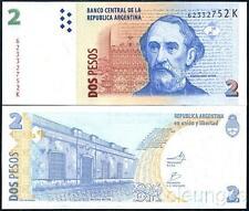 Argentina 2 Pesos ND 2010 P 352 UNC