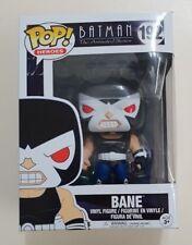 Funko Pop! Batman The Animated Series - Bane #192 Vinyl Figure - NEW