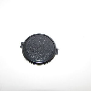 Black 52mm Lens Front Cap Made in Taiwan B00855