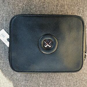 MIMCO Day Dream Crossbody Hip Bag Wallet Black Leather • 100% AUTHENTIC • RRP199