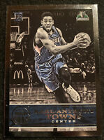 2015-16 Replay Karl-Anthony Towns RC SP 55/99 Timberwolves