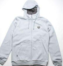686 LTD Matix Flight Bond Tech Fleece Jacket (L) Light Grey