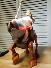 Stridor & Prince Adam! + Halberd Vintage He-man Action Figure/ Horse Motu, Sweet