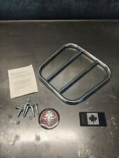 Honda CB750 GL1000 luggage rack mod with instructions from 1979! Canadian Seller