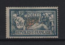 "FRANCE STAMP TIMBRE YVERT N° 123 "" MERSON 5F BLEU ET CHAMOIS "" NEUF xx TB  T045"