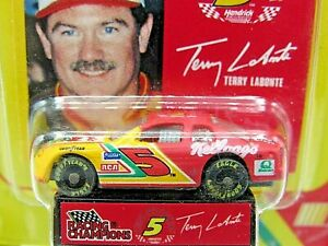 RACING CHAMPIONS VHTF MICRO 1996 CHAMPIONS SERIES  TERRY LABONTE MONTE CARLO