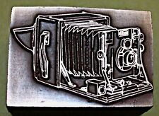 """THORNTON PICKARD"" (Folding Camera) PRINTING BLOCK."