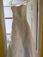 Forever Yours Wedding Dress Size 6-8