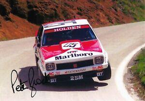 Peter Brock SIGNED 1979 6x4 or 8x12 photo V8 Supercars HOLDEN  BATHURST 1000 05