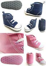 Mädchen Jungen Schuhe Größe 20 - 21 Baby Krabbelschuhe Lauflernschuhe Sneaker