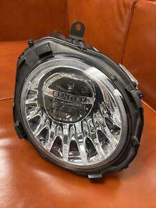 2017-2019 Bentley Mulsanne headlight Right Passenger OEM 3Y1941018N 3Y1941018J