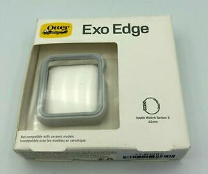 Otterbox Exo Edge Case for Apple Watch Series 3 (42 mm) Pacific Gloom Gray