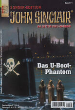 JOHN SINCLAIR SONDEREDITION Nr. 71 - Das U-Boot-Phantom - Jason Dark - NEU