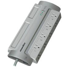 Panamax PM8-EX de 8 salidas Powermax PM8-EX protector contra sobrecarga (sin satélite y..