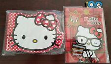 Sanrio Hello Kitty Note Book Set (Red)