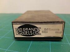 Sn3 Rio Grande Models LTD Disconnects #3324 Metal Scale Model Kit