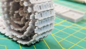 Panzer V / Panther / JagdPanther Workable Resin TRACKS - 1:35 & 1:48 Scales