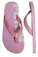 Puma Epic Flip V2 Unisex Slip On Flip Flop Thong Sandals Pink White 36024813