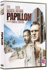 DVD Papillon Steve McQueen Version Intégrale Restaurée Neuf sous cellophane
