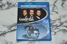 GoodFellas + Heat - Double Feature (2-Disc Blu-Ray Set, 2015)
