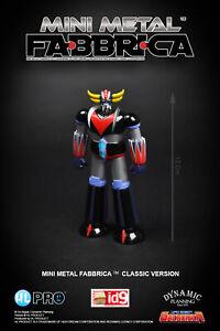 High Dream HL Pro Grendizer Fabbrica Mini Metal diecast figure Classic Ed