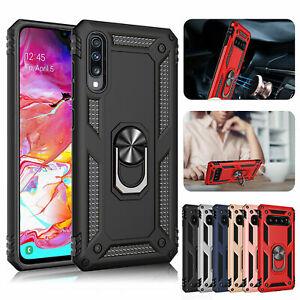 For Samsung Galaxy A30 A20 A50 A90 A80 M10 M20 Hybrid Heavy Duty Shockproof Case