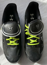 New listing Under Armour Glyde RM CC Size US 10 Women's Softball Cleats 1233552-011 Free SH