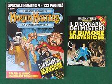 MARTIN MYSTERE SPECIALE n.9 + Albetto DIZIONARIO Allegato BONELLI (1992) Special