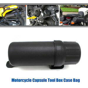 Universal Motorcycle Capsule Tool Box Case Storage Bag Fit for BMW Honda Aprilia
